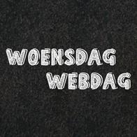 Woensdag Webdag